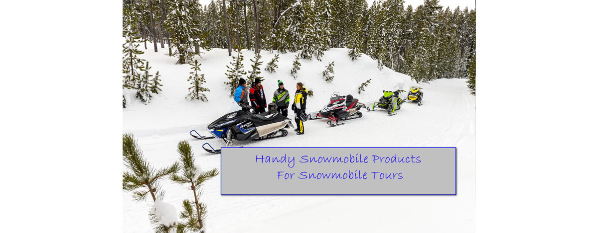 Handy Snowmobile Products
