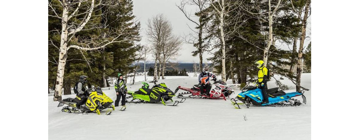 Snowmobiling Is Good For Your Health