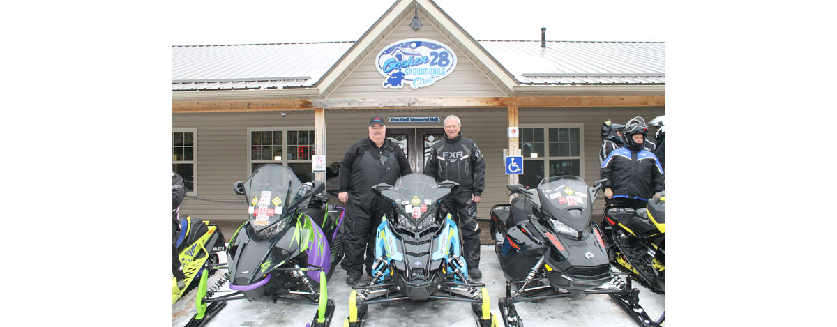 "2019 Premiers ""Go Snowmobiling Ride"""