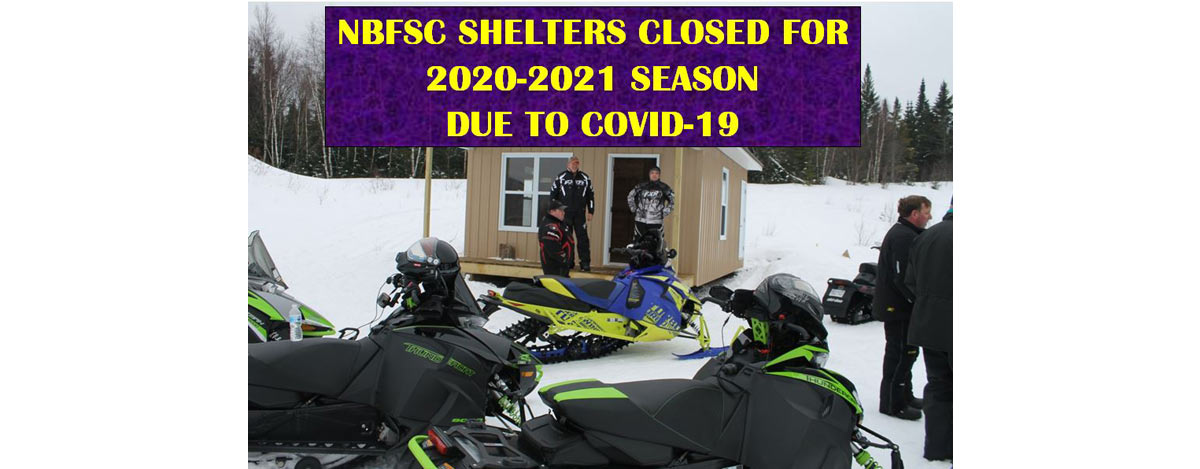 NBFSC Shelters Closed for 2020-2021 Season due to COVID-19